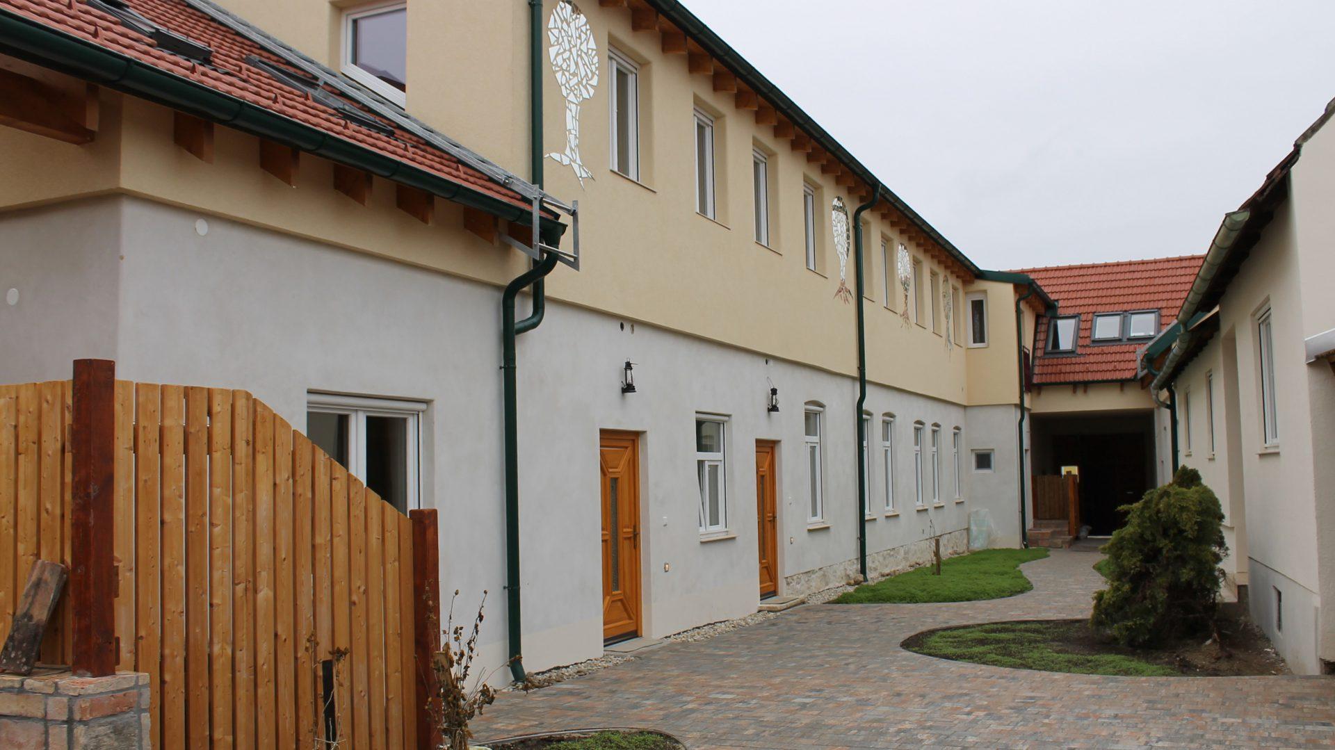 Wohnen am alten Brunnenplatzl in Hornstein